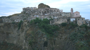 La Rabatana, l'antico quartiere di Tursi tanto amato da Albino Pierro