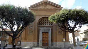 Reggio Calabria: la Chiesa di San Giorgio al Corso