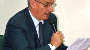 Il professore Franco Peppino Roperto