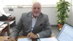 Salvatore De Biase, capogruppo consiliare di «Calabria al Centro» al Comune di Lamezia Terme