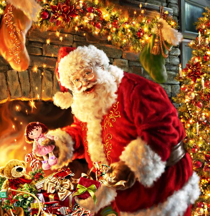 Babbo Natale E San Nicola.La Leggenda Di San Nicola Da Vescovo Della Carita A Babbo