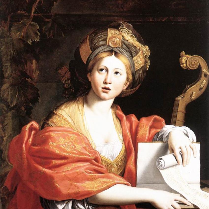 La Sibilla Cumana (Domenichino 1617)