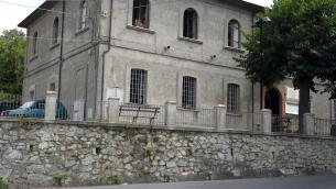 Palazzo Cimino, sede del Comune di Soveria Mannelli