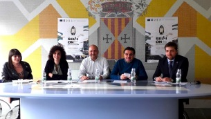 Davide Zicchinella (4° da sinistra)