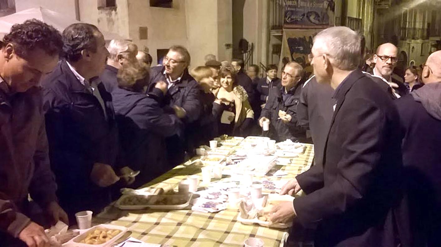 Un'immagine relativa alla Festa del Vino