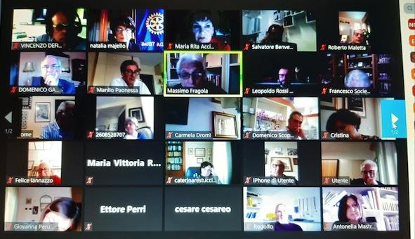 video-conferenza-rotary-lamezia
