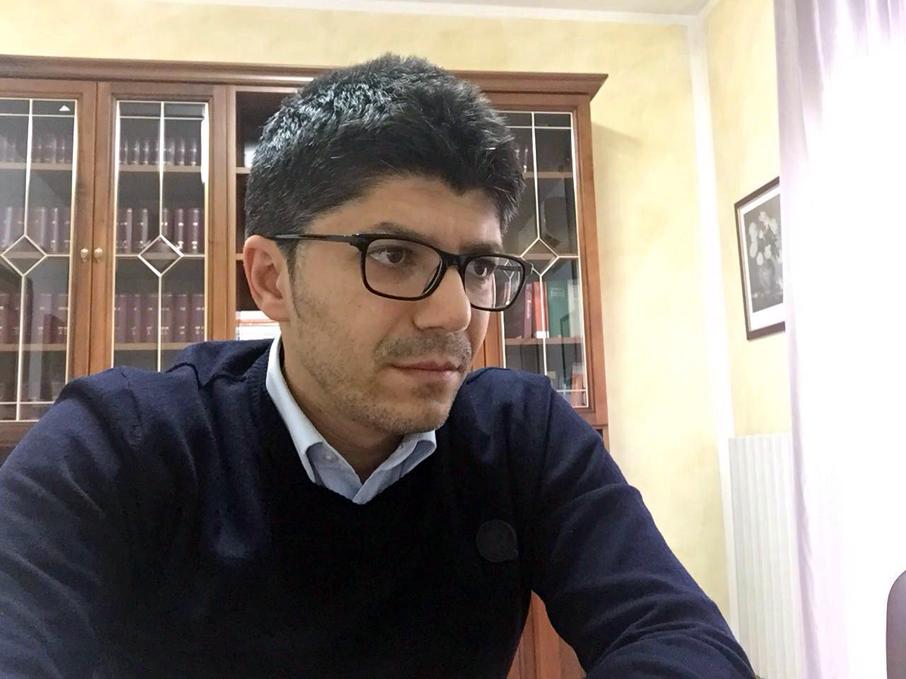 L'avvocato Antonio Chiodo