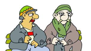 Una vignetta di Altan