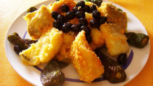 baccalc3a0-fritto-con-olive-nere-e-friggitelli