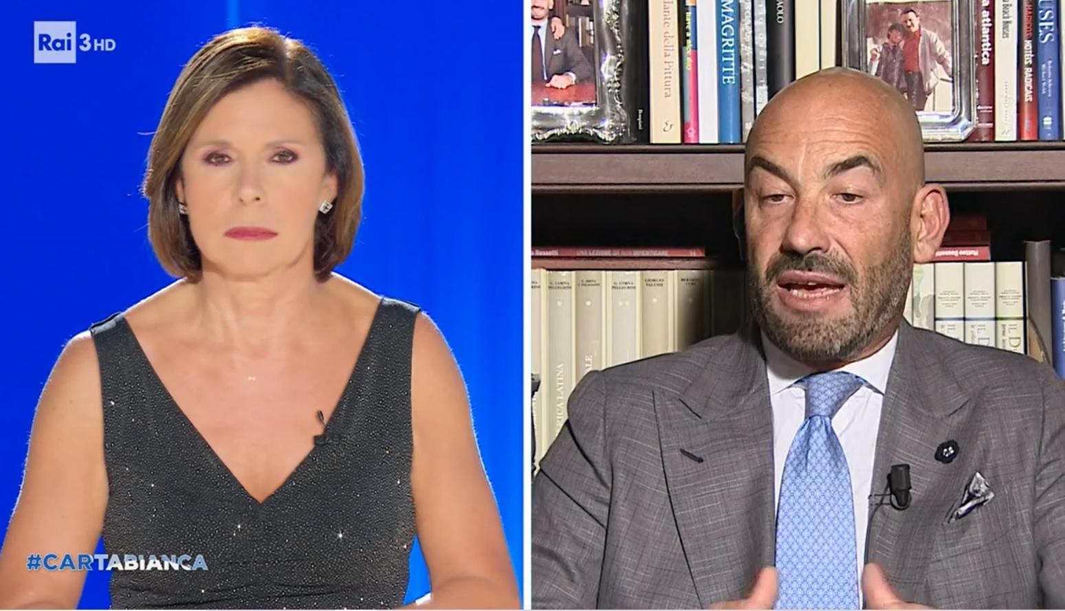 """Bassetti: """"Vaccino covid è come bandiera italiana: di tutti"""""""
