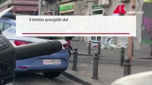 Bimbo morto a Napoli, convalidato fermo del domestico