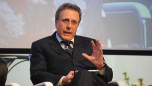 Il professore Mario Caligiuri