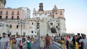 Rievocazione storica del Capodanno Bizantino ad Amalfi