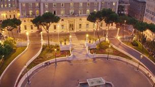 Il Palazzo del Viminale, sede del Ministero dell'Interno