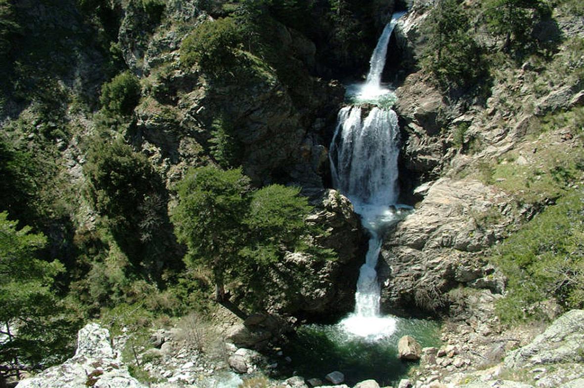 Le cascate Maesano