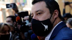 """Caso Gregoretti, Salvini in aula: """"Ho fatto il mio dovere"""""""