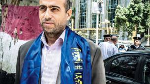 Ibrahim Metwaly, uno degli avvocati della famiglia di Giulio Regeni