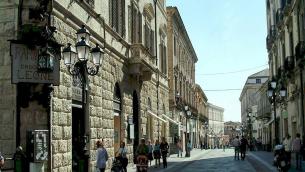 Catanzaro: Palazzo Fazzari