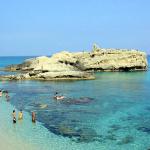 Baia di Riaci - Calabria