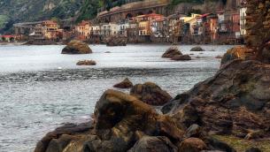 Il borgo di Chianalea (Scilla) fotografato da Mario Greco
