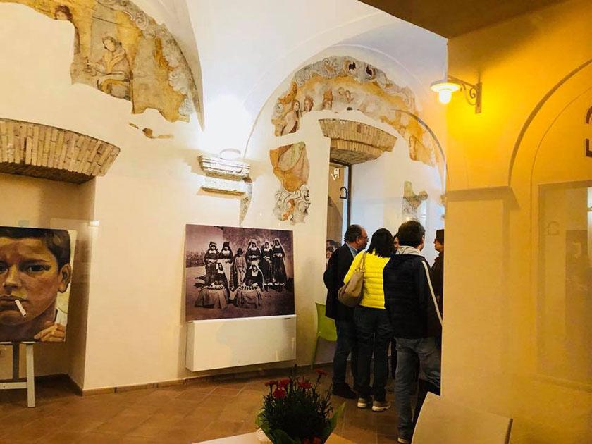Lamezia Terme-Chiostro di San Domenico