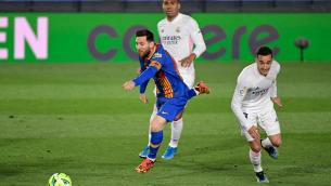 Clasico, Real Madrid-Barcellona 2-1