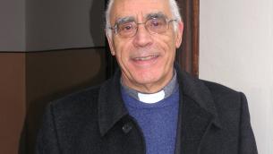 Mons. Natale Colafati, ideatore e fondatore della Fiera del Libro Calabrese