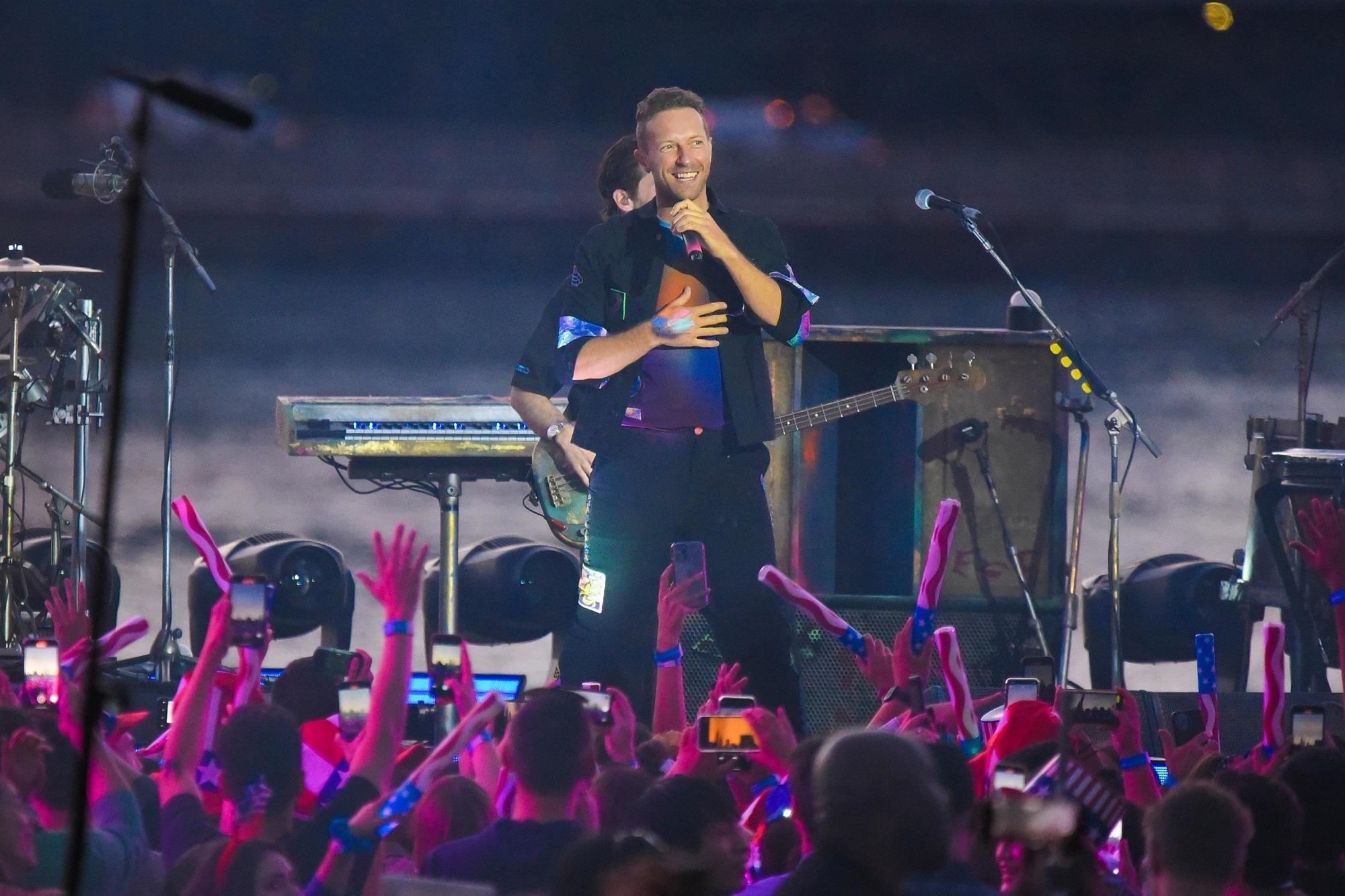 """Coldplay, Chris Martin annuncia: """"Ci fermeremo al 12° album"""""""