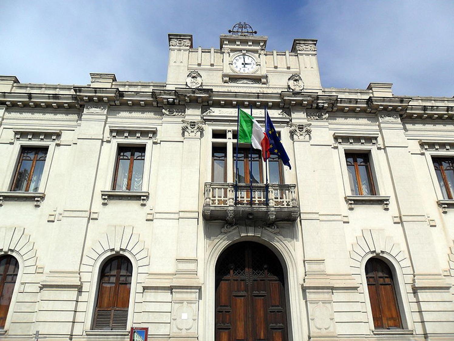 Palazzo San Giorgio, sede del Comune di Reggio Calabria
