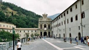 Il convento di San Francesco di Paola
