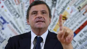 """Covid, Calenda: """"Governo non ha roadmap per emergenza"""""""