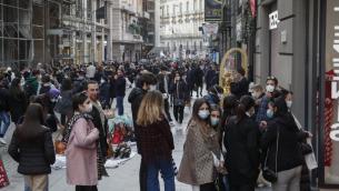 """Covid Campania, De Luca: """"Fuori da zona rossa al 90% da lunedì"""""""