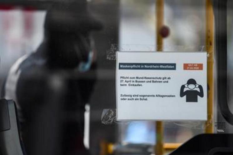 Covid, in Germania oggi più di 20mila i nuovi contagi