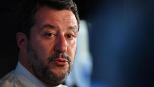 "Covid, Salvini: ""Spero riaperture a breve, in gioco salute mentale"""