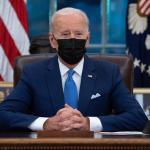 """Covid Usa, Biden: """"50 milioni di vaccinazioni, siamo in anticipo di settimane"""""""
