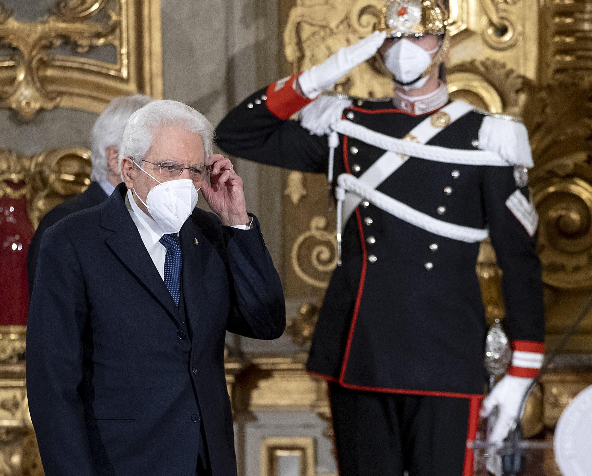 Crisi governo, Mattarella: il discorso e la convocazione di Draghi