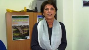 La dirigente scolastica Elena De Filippis