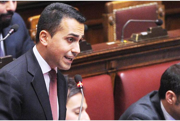 Lavoro, l'Assessore Luigi Mazzuto incontra il Ministro Di Maio