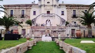 Villa Caristo, Stignano  (Reggio Calabria) in una foto di Annamaria Crupi