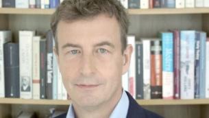 Una recente immagine del prof. Duggan