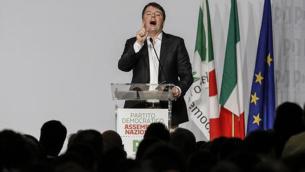 Pd: Renzi, senza congresso diventiamo come altri
