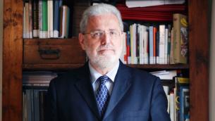 L'onorevole Ernesto Preziosi