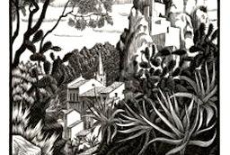 Pentedattilo di Maurits Cornelius Escher