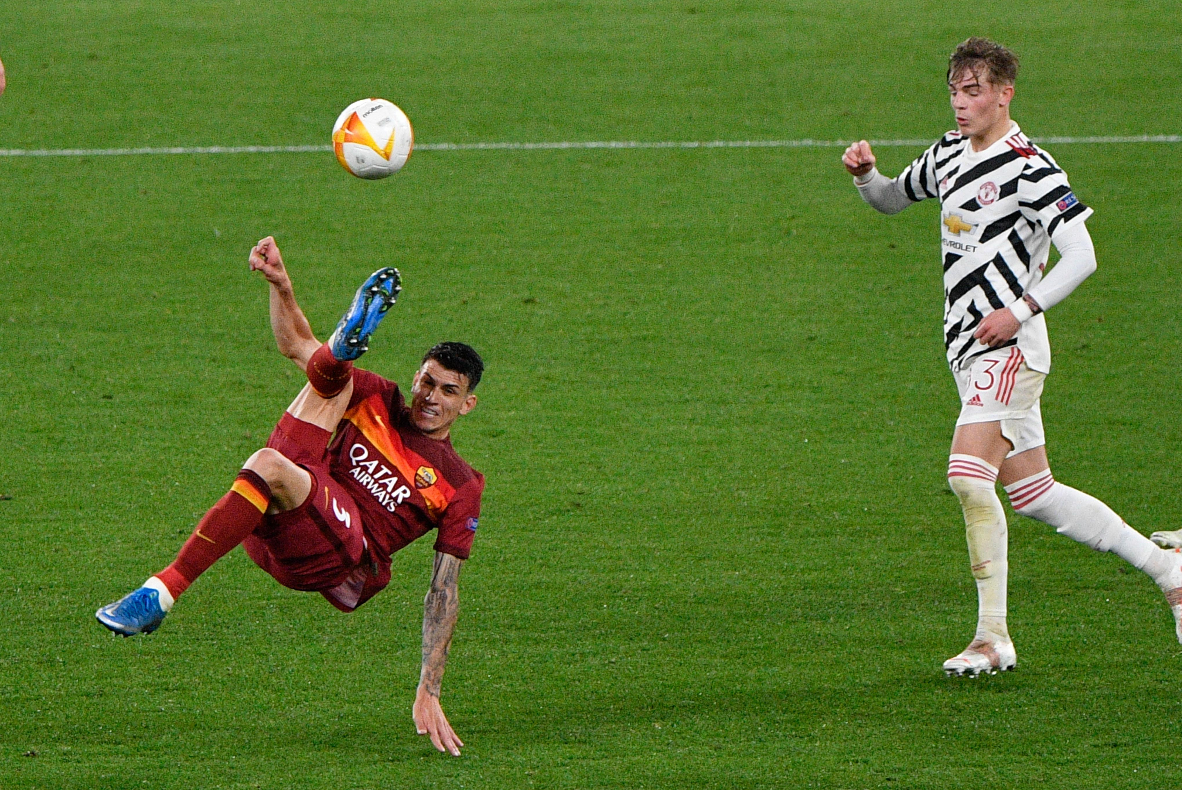 Europa League, Roma-Manchester United 3-2: inglesi in finale