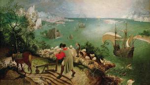 Caduta di Ocaro di Pieter Bruegel il Vecchio