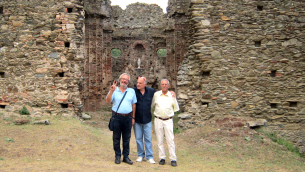 Federico Arcuri, Francesco Antonio Caporale e Salvatore Piccoli