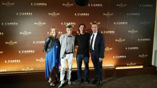Red carpet a Cannes per il film «A ciambra»
