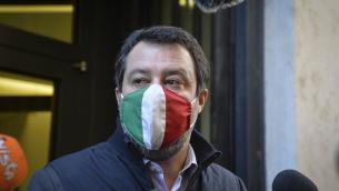 """Giustizia, Salvini: """"Raccolta firme con Radicali per referendum"""""""