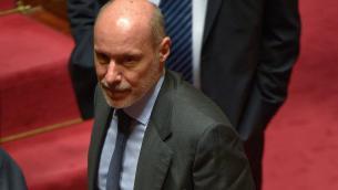 """Governo, De Falco: """"In maggioranza solo per azioni contro pandemia"""""""