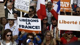 Green pass Francia, attese nuove proteste